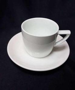 קפה עגול ידית זווית