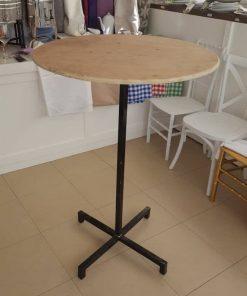 שולחן בר גבוה 1.10